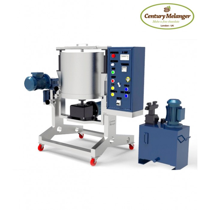 Automatic Chocolate Melanger Premium 100Kg - with speed controller